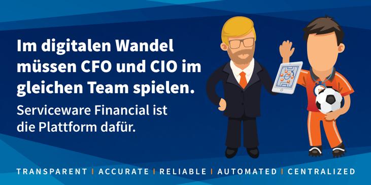 CIOs und CFOs: Die Forrester TEI-Studie