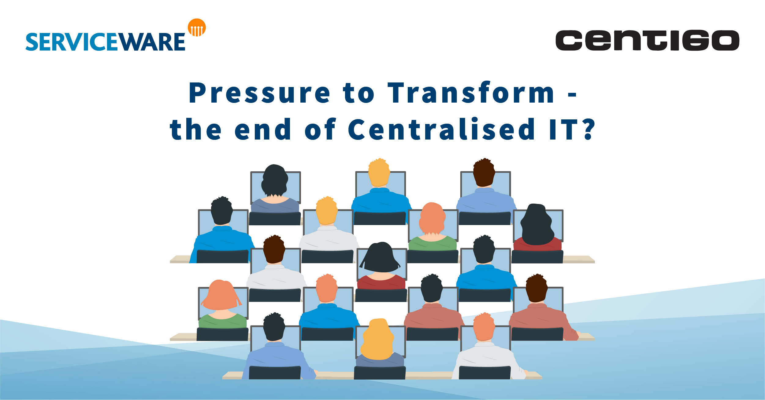 Centralised, decentralised or hybrid IT?