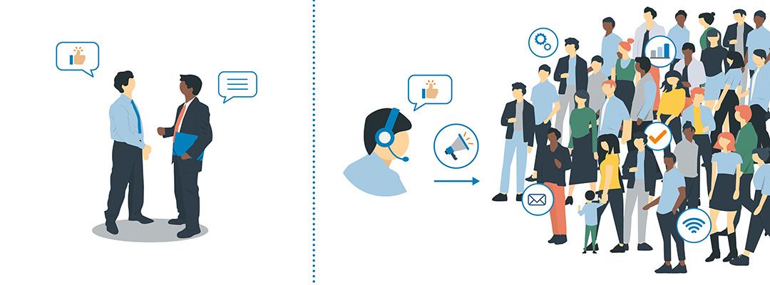 Kundenservice in B2B oder B2C - Wo ist der Unterschied?