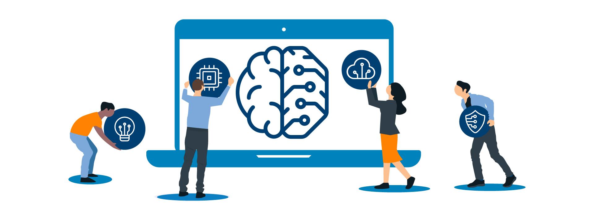 Verbessern Sie Ihr Service-Center mit AI