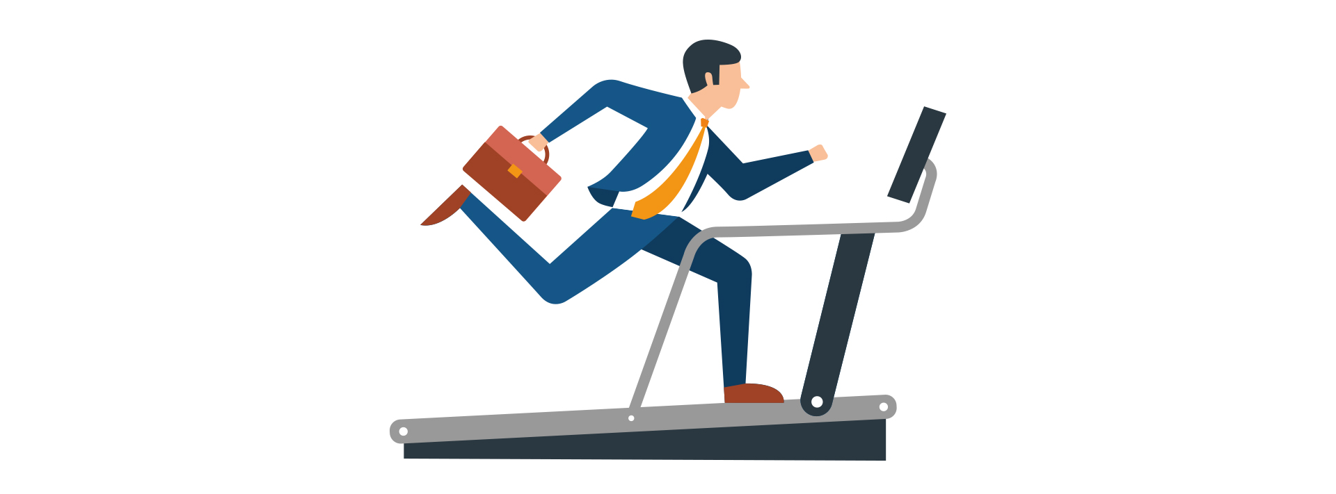 The Treadmill of Business Transformation